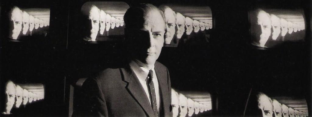 photo of Marshall McLuhan, 1966