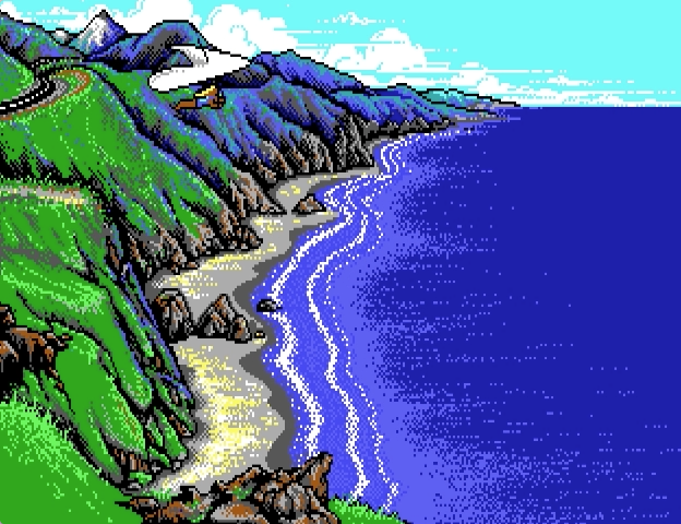Image from California Games II, a computer game by Epyx 1990