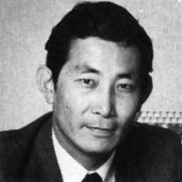 Minoru Arakawa, head of video game company Nintendo of America, 1990