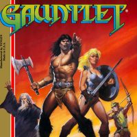 Gauntlet, a video game for the Nintendo NES