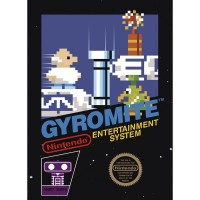 Gyromite, a home video game for Nintendo's NES
