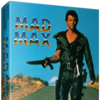 Mad Max, a video game for the NES video game console