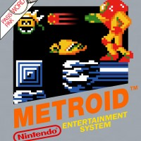 Metroid, a home video game by Nintendo