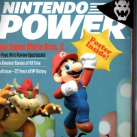 Final issue of Nintendo Power, supporting the NES, a home video game console by Nintendo