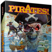 Pirates!, a video game for the NES video game console