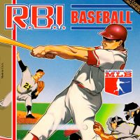 R.B.I. Baseball, a video game for the Nintendo NES