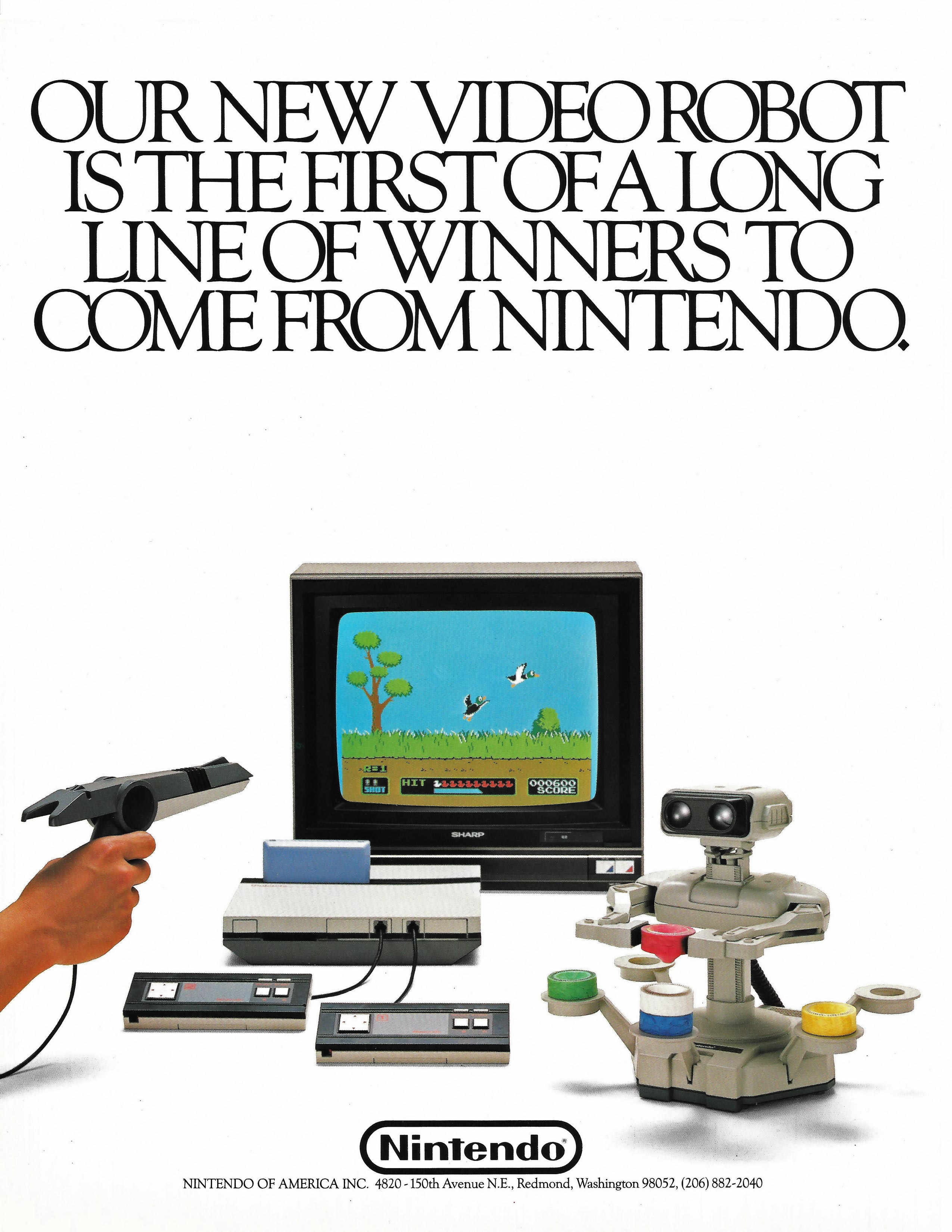 AVS, a video game system by Nintendo