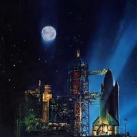 Space Shuttle - A Journey Into Space, an Activision video game by Steve Kitchen