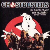 Ghostbusters, a computer video game for the ZX Spectrum home computer