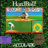Hardball!, a computer baseball game for the Apple IIgs personal computer