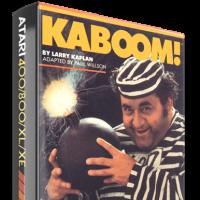 Kaboom!, a computer video game for Atari 8-bit home computers