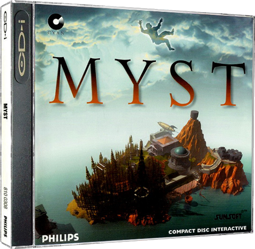 Myst, a video game for the Philips CD-i console