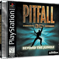 Pitfall 3D: Beyond the Jungle, a video game for the Sony Playstation video game console