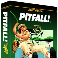 Pitfall!, a video game for the Mattel Intellivision video game system