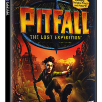 Pitfall: The Lost Expedition, a video game for the Nintendo Gamecube
